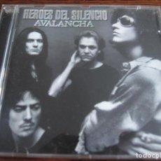 CDs de Música: HEROES DEL SILENCIO ´AVALANCHA` RARA EDICIÓN HOLANDESA. Lote 125342967
