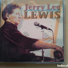 CDs de Música: JERRY LEE LEWIS - THE WONDERFUL MUSIC OF... (CD) EDICION PORTUGAL. Lote 125372855