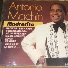 CDs de Música: ANTONIO MACHÍN / MADRECITA / CD - DIVUCSA - 1990 / 14 TEMAS / BUENA CALIDAD.. Lote 125380467