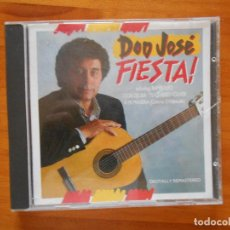 CDs de Música: CD DON JOSE - FIESTA (CM). Lote 125431867