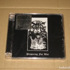 CDs de Música: (SIN ABRIR) DARKTHRONE - PREPARING FOR WAR _ (PEACEVILLE CDVILED83 SUPER JEWEL BOX). Lote 125487703
