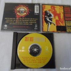 CDs de Música: GUNS N' ROSES - USE YOUR ILLUSION I. Lote 125651607