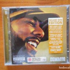 CDs de Música: CD COMMON - BE (CD + DVD) (CM). Lote 125678947
