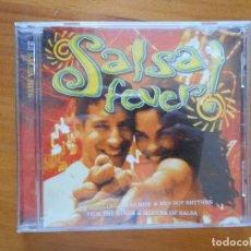 CDs de Música: CD SALSA FEVER (CM). Lote 125680139
