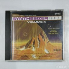 CDs de Música: SYNTHESIZER GREATEST VOLUMEN 4 VOL. - CD. TDKV18. Lote 125739831