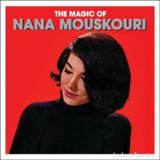 CDs de Música: THE MAGIC OF NANA MOUSKOURI - 2XCDS PRECINTADO. Lote 125826411