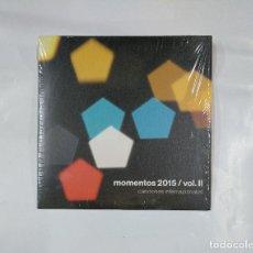 CDs de Música: MOMENTOS 2015. VOLUMEN II: CANCIONES INTERNACIONALES. CD. TDKV18. Lote 125826771