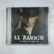 CDs de Música: EL BARRIO. LA VOZ DE MI SILENCIO. CD. TDKV18. Lote 125827095