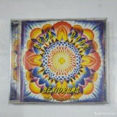 CD de Música: OPEN DOOR. BENIDRUMS. IBIZA'S DRUM-DANCE. CD. TDKCD8. Lote 125828647