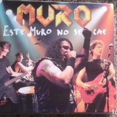 CDs de Música: MURO , ESTE MURO NO SE CAE , CD DIGIPACK 2003 ESTADO IMPECABLE ENVIO ECONOMICO. Lote 125839411