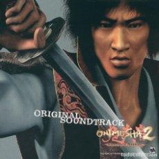 CDs de Música: ONIMUSHA 2: SAMURAI´S DESTINY / TARO IWASHIRO CD BSO. Lote 49154002