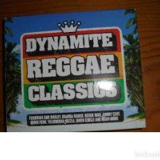 CDs de Música: DYNAMITE REGGAE CLASSICS. 3 CD´S. DECA, 2002. Lote 125928515