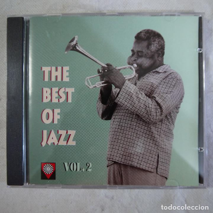 THE BEST OF JAZZ VOL. 2 - CD 1995 (Música - CD's Jazz, Blues, Soul y Gospel)