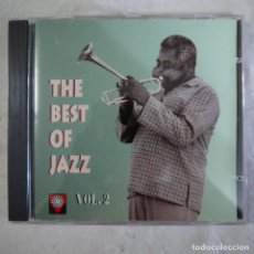 CDs de Música: THE BEST OF JAZZ VOL. 2 - CD 1995 . Lote 125948451