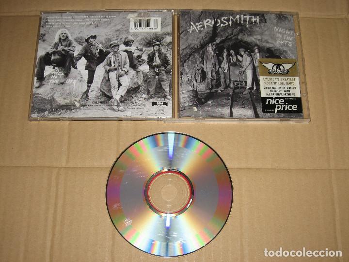 AEROSMITH - NIGHT IN THE RUTS (Música - CD's Heavy Metal)