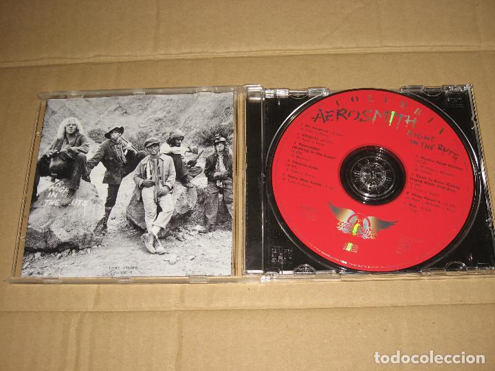 CDs de Música: AEROSMITH - NIGHT IN THE RUTS - Foto 2 - 125963603