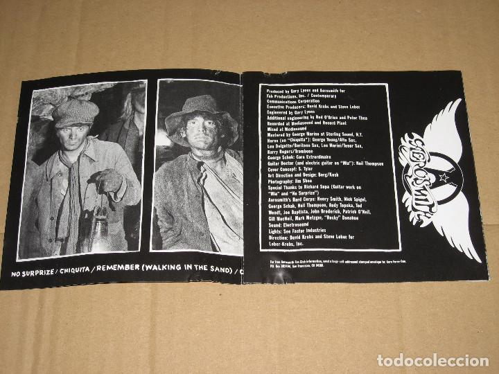 CDs de Música: AEROSMITH - NIGHT IN THE RUTS - Foto 4 - 125963603