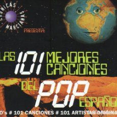 CDs de Música: CD MEJORES CANCIONES POP ESPAÑOL. Lote 125974247