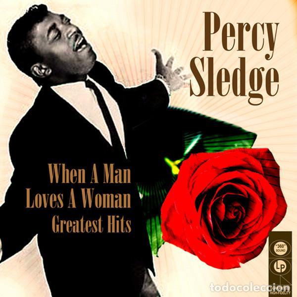 PERCY SLEDGE WHEN A MAN LOVES A WOMAN EXITOS (Música - CD's Melódica )