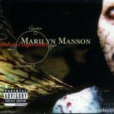 CDs de Música: MARILYN MANSON ANTICHRIST SUPERSTAR. Lote 125975067