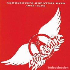 CDs de Música: AEROSMITH - GREATEST HITS. Lote 125975167