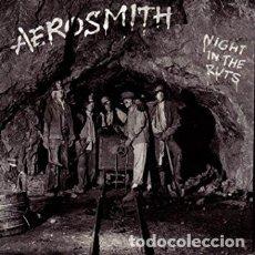 CDs de Música: AEROSMITH - NIGHT IN THE RUTS. Lote 125975191