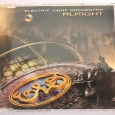 CDs de Música: ELECTRIC LIGHT ORCHESTRA - ALRIGHT+MOMENT IN PARADISE CD SINGLES. Lote 126026611