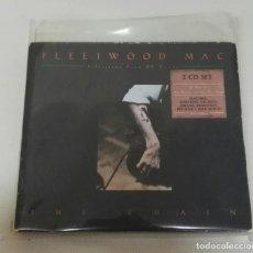 CDs de Música: FLEETWOOD MAC THE CHAIN 2CD. Lote 126063239