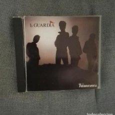 CDs de Música: LA GUARDIA VAMONOS CD PRIMERA EDICION. Lote 126065163