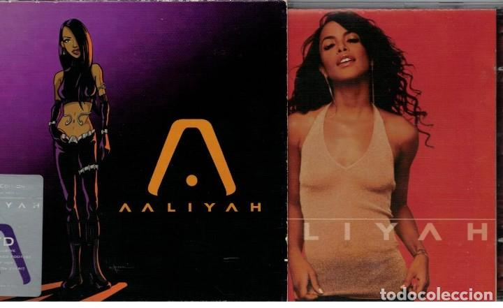 AALIYAH-CD + DVD (Música - CD's Pop)