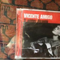 CDs de Música: EL AMIGO VICENTE. VICENTE AMIGO. Lote 134083089