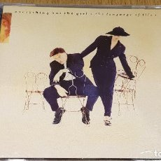 CDs de Música: EVERYTHING BUT THE GIRL / THE LANGUAGE OF LIFE / CD - BLANCO Y NEGRO-1990 / LUJO.. Lote 126153651