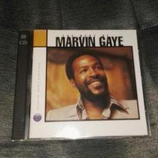 CDs de Música: MARVIN GAYE THE BEST OF 2 CD 47 TEMAS. Lote 126176135