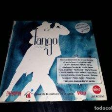 CDs de Música: TANGO POR LOS CHICOS CD VARIOS ISMAEL SERRANO CALAMARO PATRICIA SOSA VICTOR HEREDIA LITTO NEBBIA. Lote 126177039