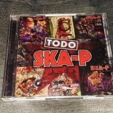 CDs de Música: TODO SKA-P CD DVD. Lote 126177191