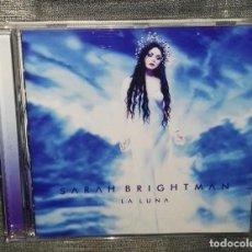 CDs de Música: SARAH BRIGHTMAN LA LUNA CD. Lote 126251259