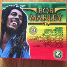 CDs de Música: BOB MARLEY, 24 TEMAS, 2 CDS. Lote 126267255
