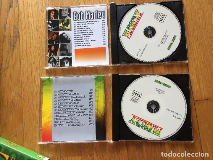 CDs de Música: BOB MARLEY, 24 TEMAS, 2 CDS - Foto 2 - 126267255