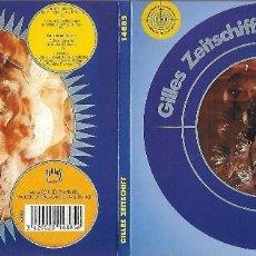 CDs de Musique: COSMIC JOKERS / GILLES ZEITSCHIFF: GILLES ZEITZCHIFF. GRAN PROGRESIVO CONCEPTUAL CÓSMICO ALEMÁN.. Lote 126290435
