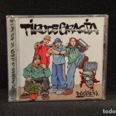 CDs de Música: TIRO DE GRACIA - DECISION - CD. Lote 126291019