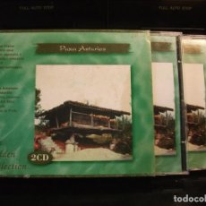 CDs de Música: PUXA ASTURIES THE GOLDEN COLLECTION CD ASTURIAS ALMAS UNIDAS , VICENTE DIAZ, BELEN ARBOLEYA PEPETO. Lote 126305191