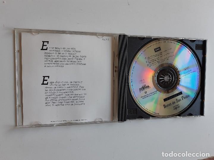 CDs de Música: (Sevilla) Cd - BONET SAN PEDRO. Vida Cotidiana - Foto 2 - 126333099