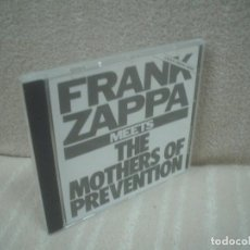 CDs de Música: FRANK ZAPPA MEETS THE MOTHERS OF PREVENTION - U.M.R.K. DIGITAL REMIX. Lote 126363247