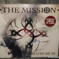 CDs de Música: THE MISSION BREATHE ME IN EDICION LIMITADA. Lote 126363911