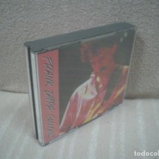 CDs de Música: FRANK ZAPPA GUITAR (DOBLE CD). Lote 126364223