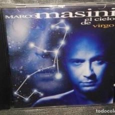 CDs de Música: MARCO MASINI EL CIELO DE VIRGO CD EN ESPAÑOL. Lote 126375543