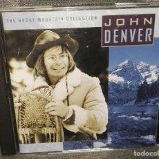 CDs de Música: JOHN DENVER – THE ROCKY MOUNTAIN COLLECTION. Lote 126381167
