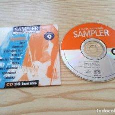 CDs de Música: CD ROCK SOUND - VOLUMEN 9. Lote 126381655