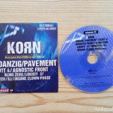 CDs de Música: CD ROCK SOUND - VOLUMEN 22. Lote 126400859