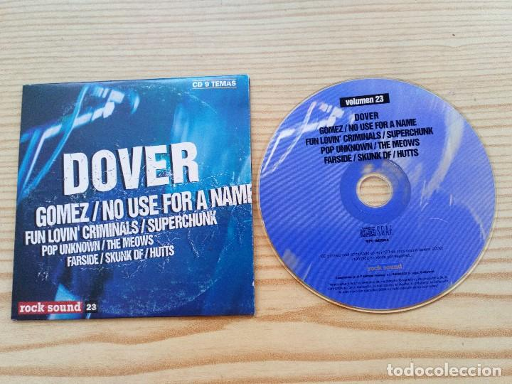 CD ROCK SOUND - VOLUMEN 23 (Música - CD's Heavy Metal)
